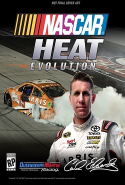 NASCAR Heat Evolution