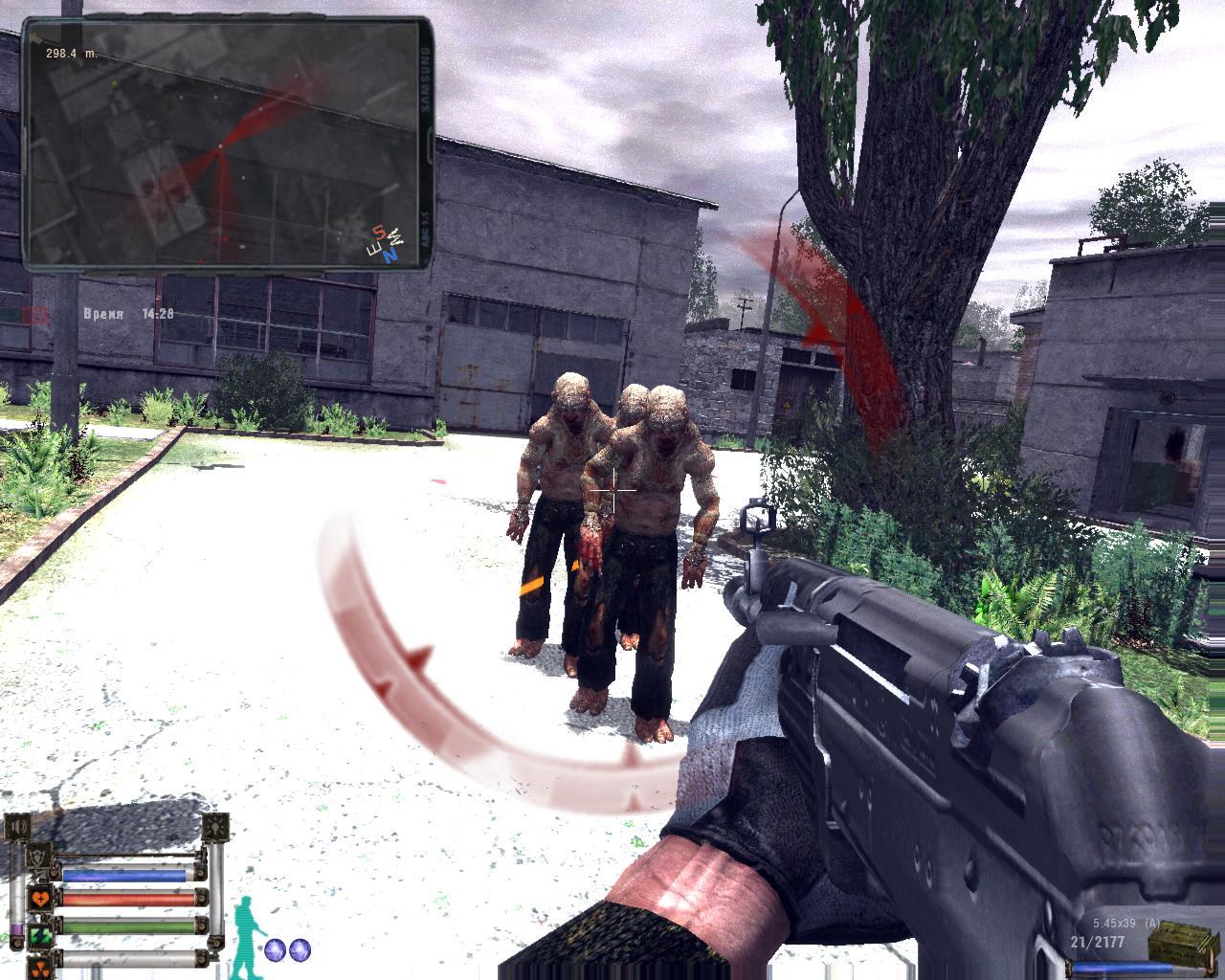 скачать игру сталкер мертвый путь 2 через торрент бесплатно