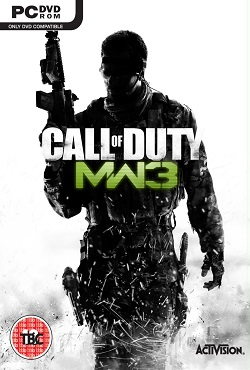 Call of Duty MW 3