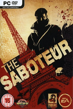 The Saboteur Механики