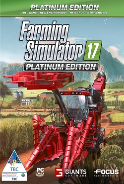 Farming Simulator 17 Platinum Edition