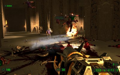 Serious Sam The First Encounter