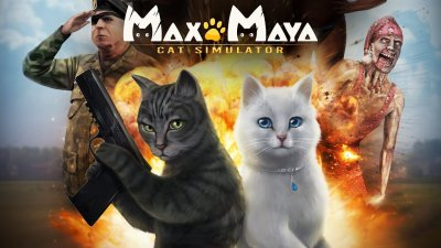 Max and Maya Cat simulator